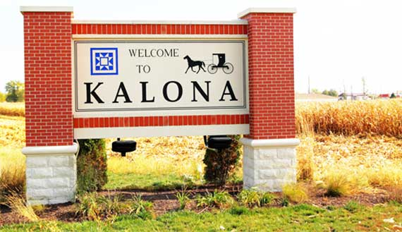 Welcome to Kalona